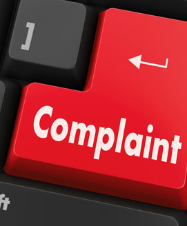 Image representing complaints